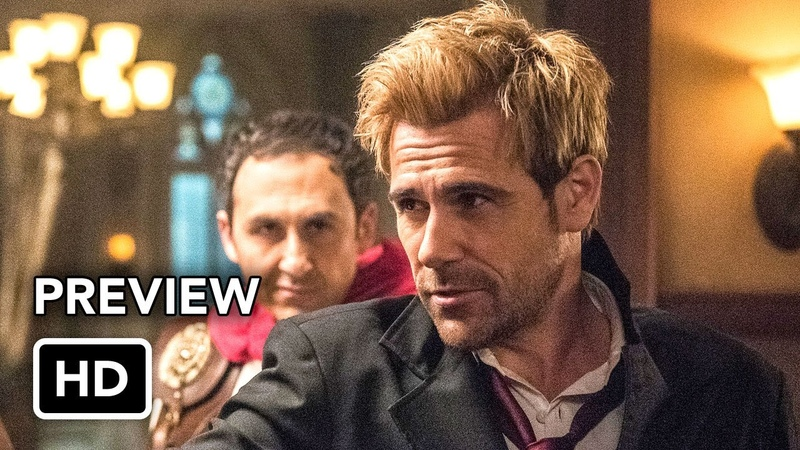 DC's Legends of Tomorrow 5x09 Inside The Great British Fake Out HD