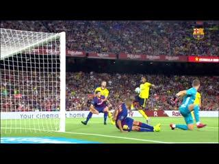[highlights] fc barcelona – arsenal (2-1) gamper trophy