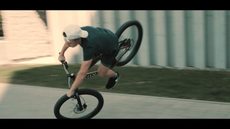Agressive Riding in Lublin - MTB Stunt