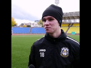Артём Докучаев: «Надо показывать хорошую игру и побеждать»