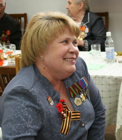 Валентина Санарова (Пономарёва)