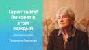 ГОРИТ ТАЙГА. КАЖДЫЙ ВИНОВАТ В ЭТОМ. ЛюдмилаФионова на Акцент ТВ