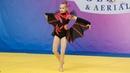 Pole sport kids championship art 7-9 years old Абрамова Алиса Серов