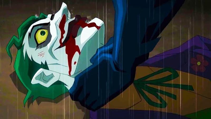 10 взрослых моментов в Бэтмене которые шокировали весь мир жестокостью
