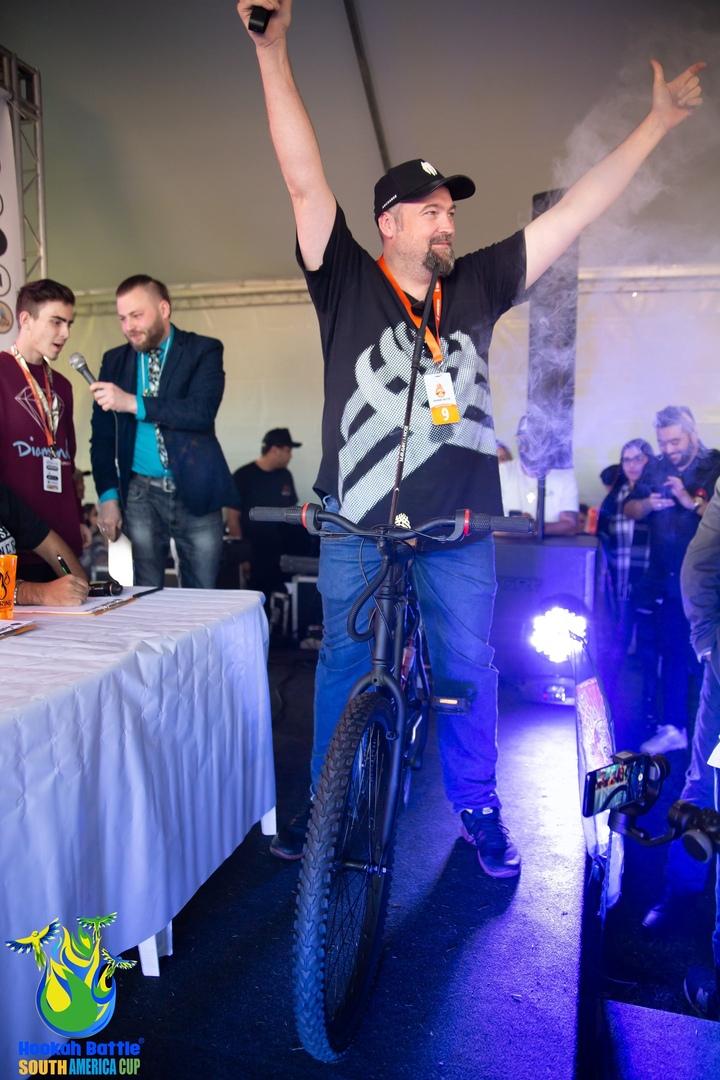 Топовые фото от победителей Hookah Battle в 2019 году, изображение №5