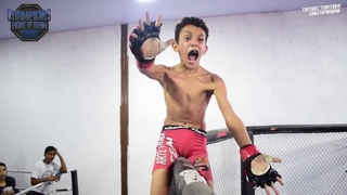 MMA Kids Fight- Development or too brutal?