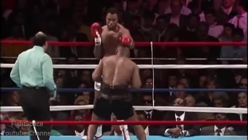 Майк Тайсон Самый устрашающий боксер в истории FightSpace 720p