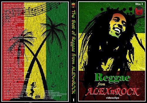 Сборник клипов - Reggae [01] (2017) DVDRip