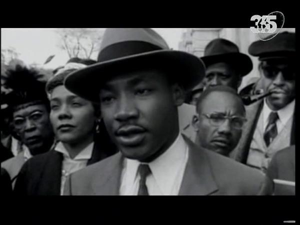 13 Мартин Лютер Кинг и борьба за гражданские права Martin Luther King