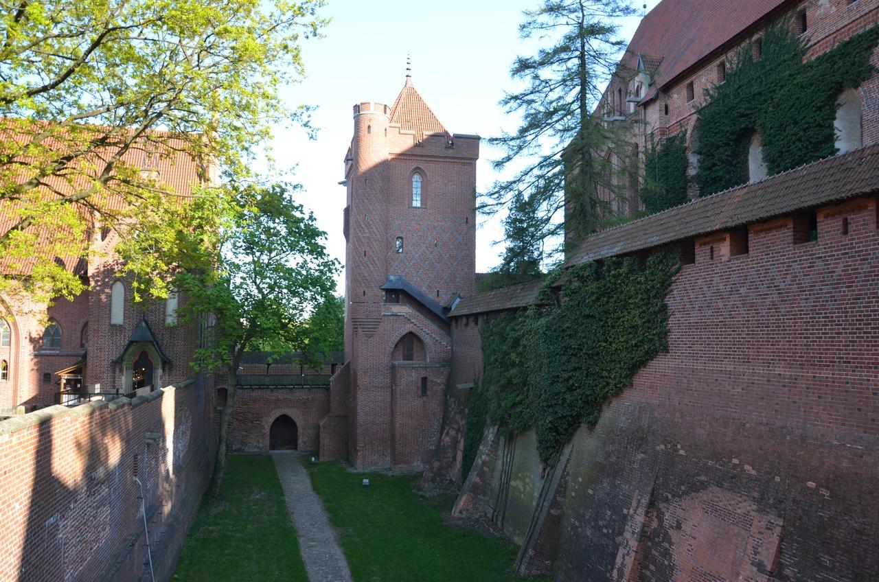 1q78PtprGog Мальборк - столица рыцарей в Польше.