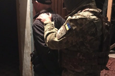В Донецкой области задержали представителя «ДНР»