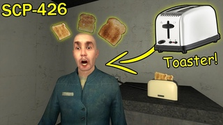 Never Be A Toaster SCP-426