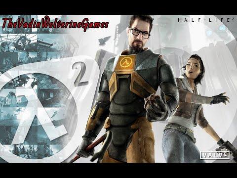Прохождение игр, Half-Life 2 ,Часть 8. (без комментариев)