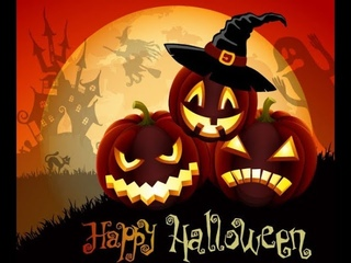 The Nightmare Before Christmas - This is halloween (Кошмар перед Рождеством)