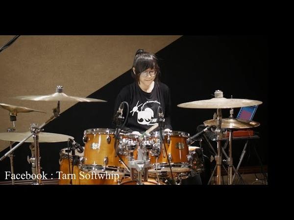 Kimetsu no Yaiba Opening [LISA - Gurenge] Drum Cover By Tarn Softwhip