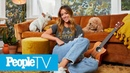 Agents Of S H I E L D 's Chloe Bennet Takes Us Inside Her Hollywood Bungalow Closet PeopleTV