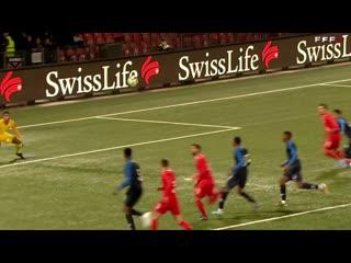 Suisse 3-1 france espoirs, buts et réaction i fff 2019