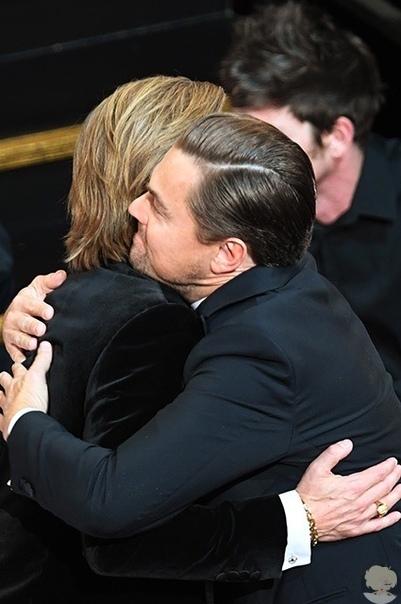 Оскар-2020: Лучшая мужская роль второго плана  Брэд Питт