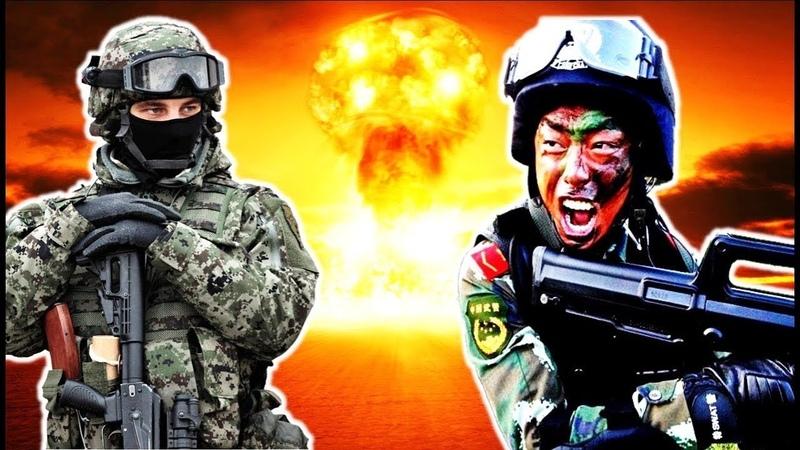 Война с Китаем, возможна зимой! Атаман Сабур