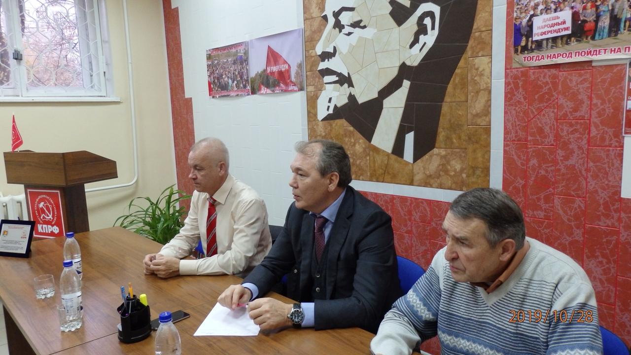 Объединить усилия в интересах тольяттинцев