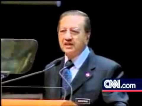 Malaysian Prime Minister-Jews Control World Economy