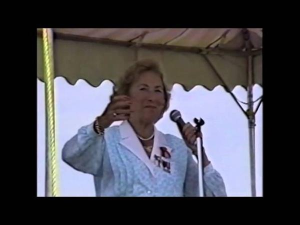 Vera Lynn Hamilton International Airshow