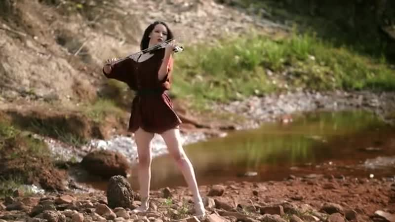 What About Us Pnk Electric Violin Cover Caitlin De