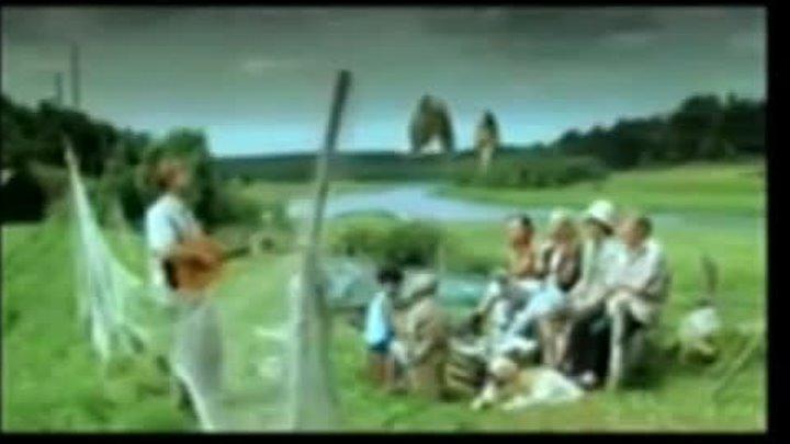 Песня Тихона Главный калибр 9 серия (В.Раков: Хотел узнать у неба я ответа) mp4