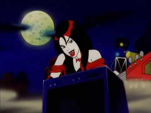 Hex Girls singing I m gonna put a spell
