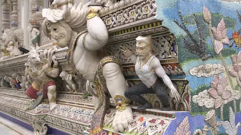 В Таиланде появился культ Дэвида Бекхэма