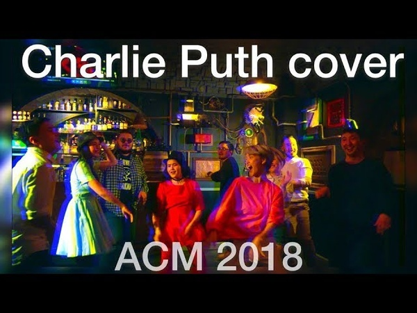 Charlie Puth- Attention (АСМ altay cover)