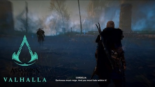 Assassin's Creed: Valhalla BOSSFIGHT GAMEPLAY Leaked l 7 MIN OF GAMEPALY 2020