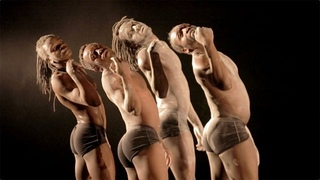 Making Men - Afro-contemporary dance performance by Dunia Dance Theatre