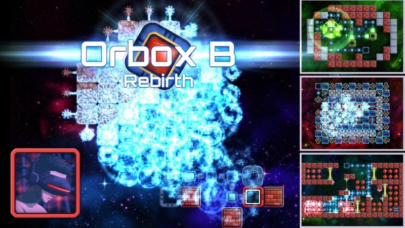 Orbox B Rebirth preview gameplay trailer