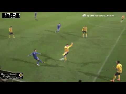Boston United vs Rochdale FA Cup Replay full Game
