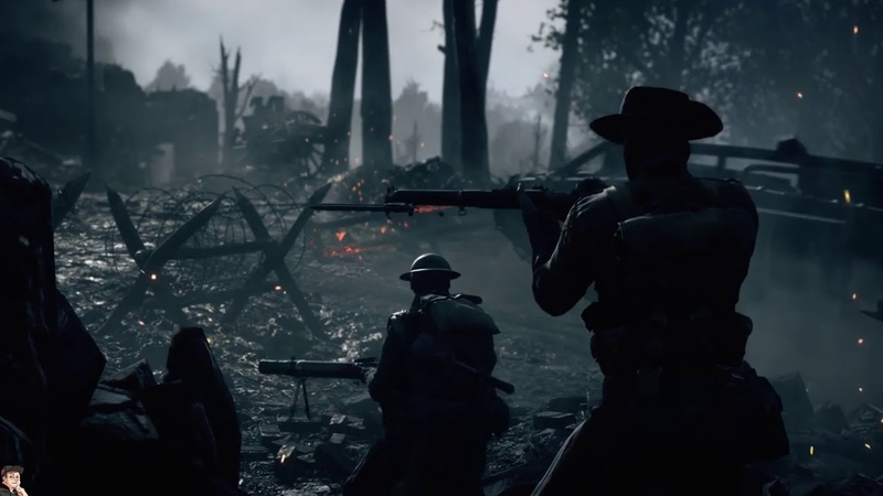 Sabaton - The Future of Warfare [Battlefield 1 Cinematic] {Lyrics}