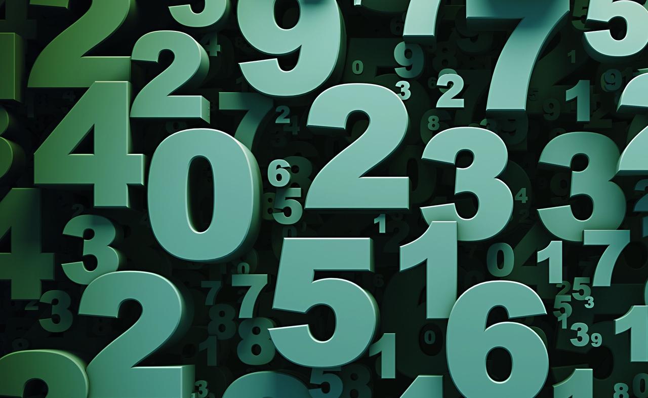 Картинки с изображения числа