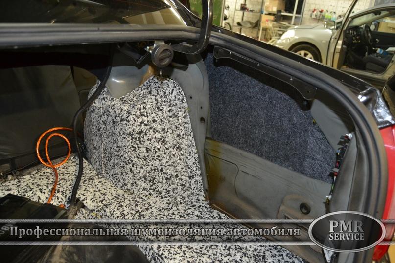 Шумоизоляция Datsun on-DO, изображение №20