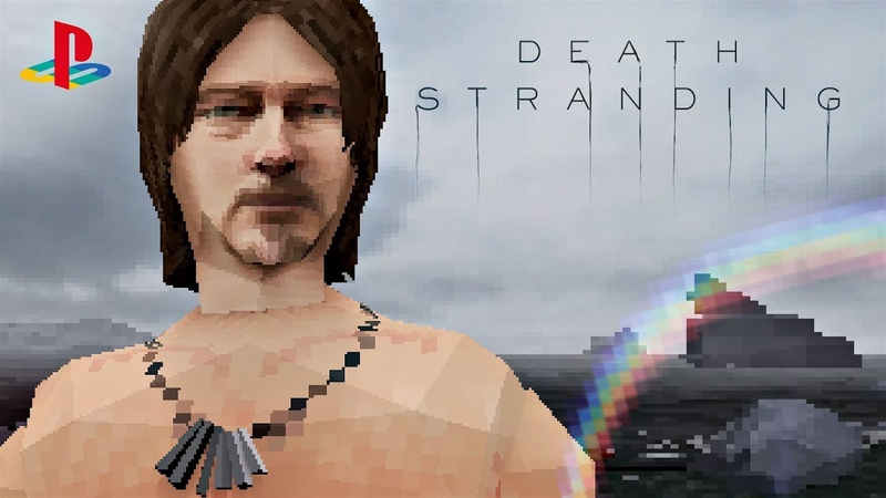 Death Stranding PS1 Trailer