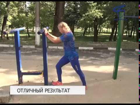 Белгородка ориентировщица привезла золото из Мордовии