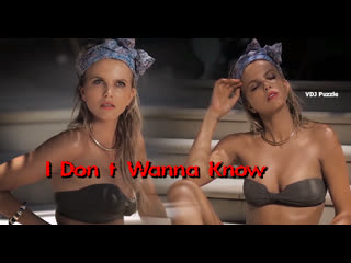 Mario Winans - I Don't Wanna Know (Bentley Grey Remix) clip 2K19 VDJ Puzzle
