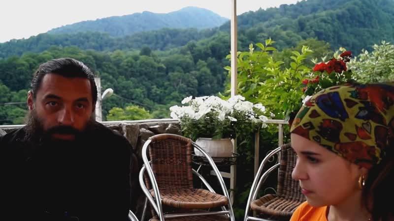 Интервью с настоятелем монастыря Крестовая пустынь Игуменом Львом 12 06 2017
