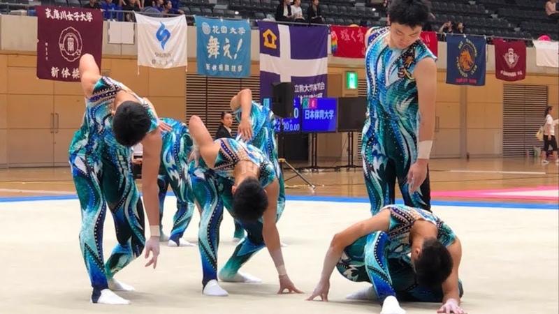 【全日本インカレ2018】青森大学 団体決勝 優勝 [All Japan Inter-College] Aomori University
