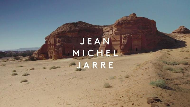 Azimuth Festival Jean Michel Jarre
