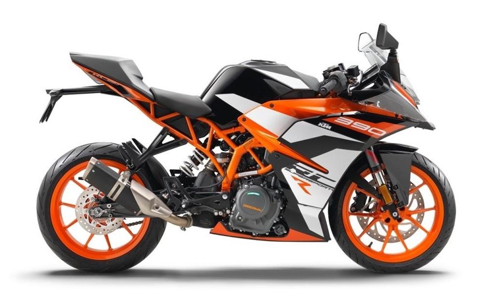 Мото слухи: Компания KTM готовит пять 490-кубовых мотоцикла