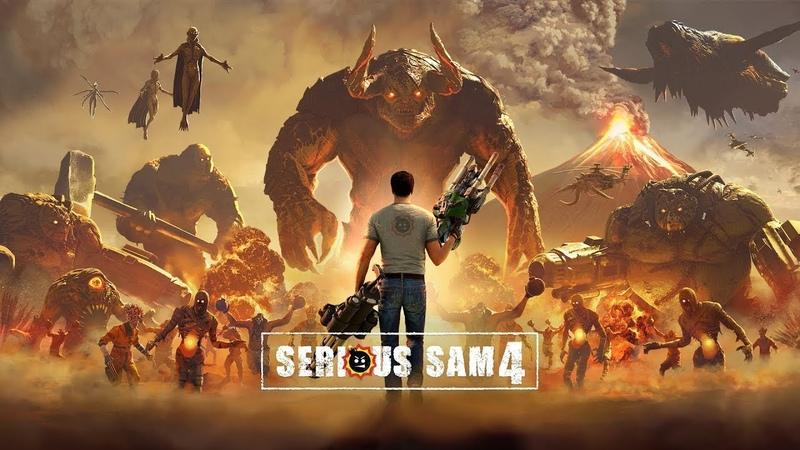 Serious Sam 4 Planet Badass August 2020 Official Gameplay