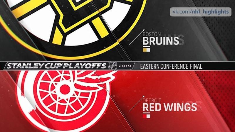 33-й сезон НХЛ. 3-й раунд. 12 Финала. Детройт(Кузнец) vs. Бостон(Билык) Game 2