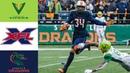 Tampa Bay Vipers vs Seattle Dragons Full Game XFL 2020 Week 02