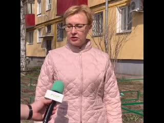 Глава Самары Елена Лапушкина проверяет как ведется дезинформация жилого фонда в районах