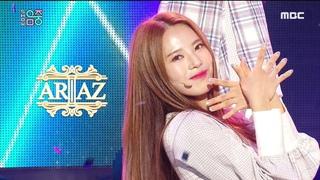 [Hot Debut] ARIAZ - Moonlight Aria ,  아리아즈 - 까만 밤의 아리아 Show Music core 20191026